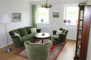 Grön soffaut
