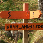 Sörmlandsleden_skylt+puff